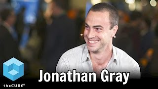 Download Jonathan Gray, Cask co - AWS re:Invent 2016 - #reInvent - #theCUBE Video
