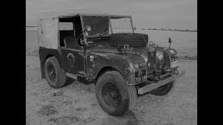 Download landy land rover series one HD Video