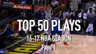 Download Top 50 Plays: 2016-2017 NBA Season Part 1 of 4 Video