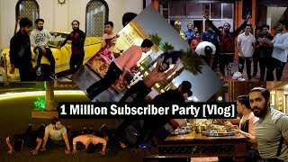Download 1 MILLION SUBSCRIBERS PARTY [VLOG] | THIS IS SPECIAL Video