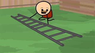 Download Ladder - Cyanide & Happiness Shorts Video