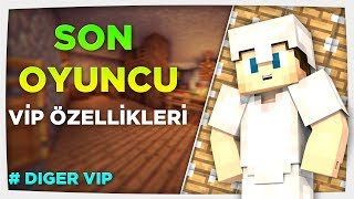 Download Minecraft SonOyuncu Vip Özellikleri (2018) Video