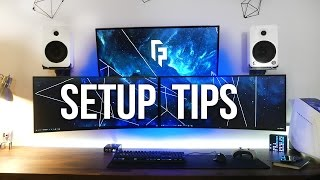 Download 5 Tips to Improve Your Desk / Gaming Setup Video
