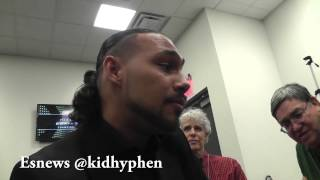 Download Keith Thurman - ″Bring uncle Floyd and LETS NEGOTIATE″ Errol Spence Video
