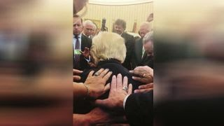 Download The truth behind the Oval Office prayer circle Video