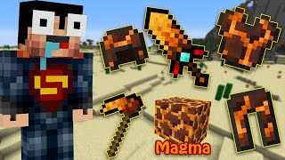 Download If Magma Tools Existed - Minecraft Video