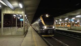 Download Vlaky Ostrava Svinov (noční provoz) Video