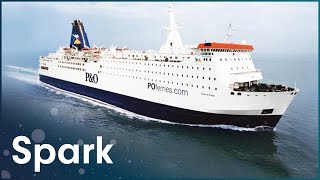 Download Ferry Strip Down | Engineering Giants | Spark Video