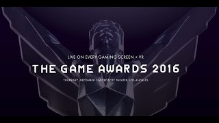 Download The Game Awards: (2016) Full Livestream Video