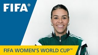 Download Referees at the FIFA Women's World Cup Canada 2015™: MELISSA PAOLA BORJAS Video