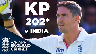 Download Kevin Pietersen Strikes Imperious 202* at Lord's | England v India 2011 - Highlights Video
