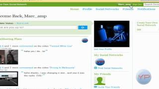 Download How To Make A Website Like MySpace/Facebook Video