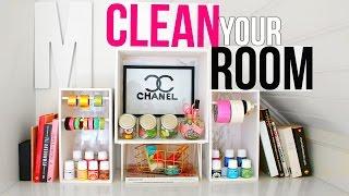 Download CLEAN YOUR ROOM | 7 New DIY Organizations + Tips & Hacks! Video