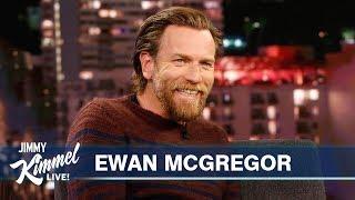 Download Ewan McGregor on Keeping Obi-Wan Return a Secret Video