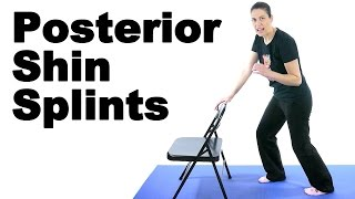 Download Posterior Shin Splints Stretches & Exercises - Ask Doctor Jo Video