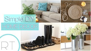 Download Simple DIY Home Decor Video