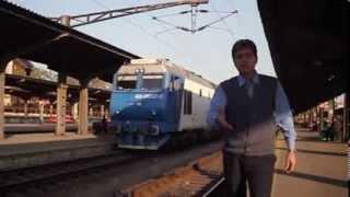 Download Mecanic CFR Calatori foarte recalcitrant cu un pasionat feroviar, 30.04.2010 Video