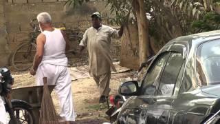 Download Dad on Eid UL Azha Qurbani in his style Video