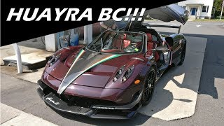 Download What It's Like To Ride In A Pagani Huayra BC!!!! Video