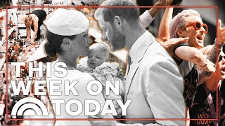 Download USA Soccer Champions Come Home, Baby Archie's Royal Christening & More | TODAY Video