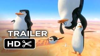 Download Penguins of Madagascar TRAILER 1 (2014) Benedict Cumberbatch Animated Movie HD Video