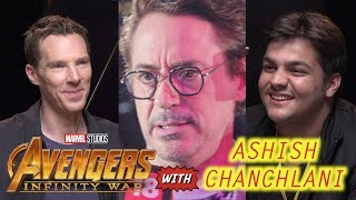 Download Avengers Infinity War with Ashish Chanchlani Video