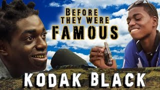 Download KODAK BLACK - Before They Were Famous Video