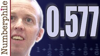 Download The mystery of 0.577 - Numberphile Video