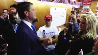 Download Eric Trump Rallies Supporters in State College to PA General Election Victory Video