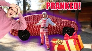 Download I WRAPPED EVERYTHING HE OWNS!! (PRANK) Video
