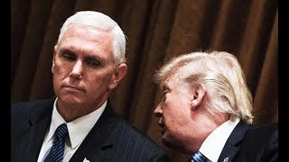 Download Power-Hungry Pence Feigns Loyalty To Trump Video