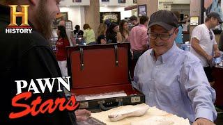 Download Pawn Stars: Plaster Cast of Joe Dimaggio's Feet (Season 12) | History Video