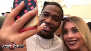Download ADRIEN BRONER ″CANELO! IM TELLING YOU!″ REACTS TO CANELO GOLOVKIN WEIGH INS Video