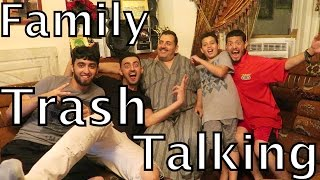 Download FAMILY TRASH TALKING! (Part 2) Video