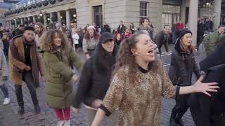Download The Greatest Showman   Covent Garden Comes Alive   2017 Video