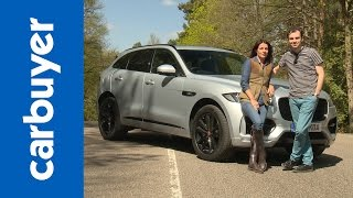 Download New 2016 Jaguar F-Pace SUV in-depth review – Carbuyer Video
