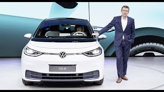 Download Volkswagen at IAA 2019 - Focus on VW ID3 Video