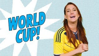 Download 9 WORLD CUP FACTS For People Who Don't Watch the World Cup- Joanna Rants Video