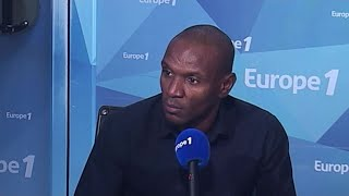 Download Eric Abidal : ″Il faut dire pourquoi″ on ne prend pas Karim Benzema en équipe de France Video