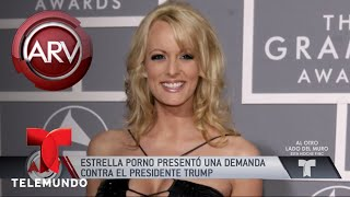 Download Actriz porno demanda a Donald Trump | Al Rojo Vivo | Telemundo Video
