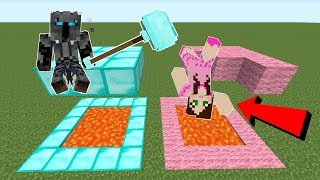 Download Minecraft: GIANT TOOLS!! (HUGE HAMMERS, SHOVELS, & AXES!) Mod Showcase Video