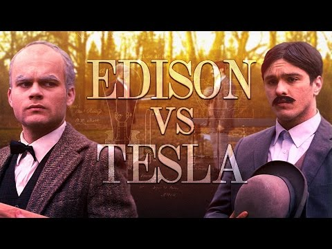 """Wielkie Konflikty - odc.9 """"Edison vs Tesla"""""""