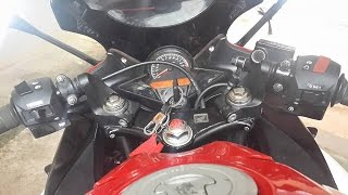 Download Cbr 150r With Engine kill switch and Pass light ((Modified)) cSz Video