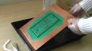 Download Apply a Solder-Resist Mask to PCBs (Printed Circuit Boards) Video