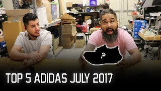 Download Top 5 Adidas July 2017 Video