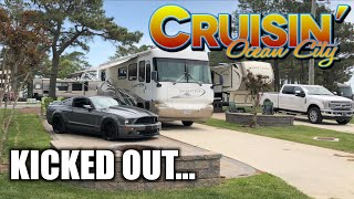 Download CRUISIN' OCEAN CITY 2019 - Kicked out of 1st camp site - Part 1 Video