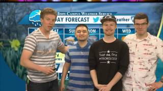 Download Final Friday Afternoon Forecast (April 28, 2017) Video