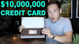 Download Unboxing The $10 Million Dollar Invite-Only Credit Card: The JP Morgan Reserve Video
