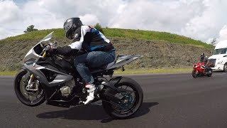 Download Ducati V4 Speciale vs BMW S1000RR vs GSXR 1000R vs Kawasaki ZX10R vs Yamaha R1M Part 2 Video