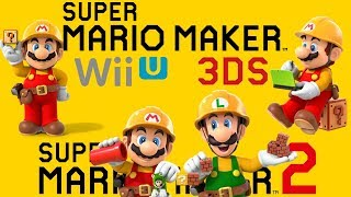 Download Super Mario Maker - All Trailers (2014-2019) Video